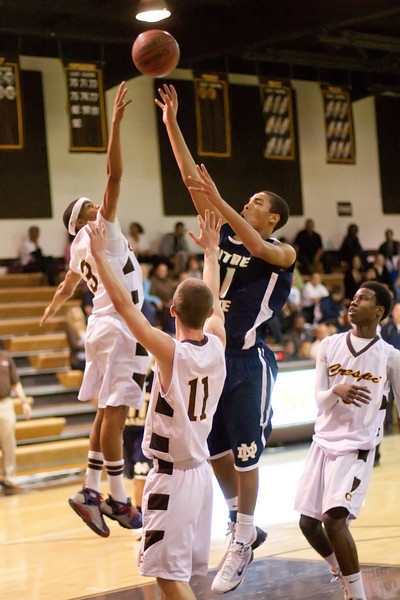 JV Basketball vs Crespi