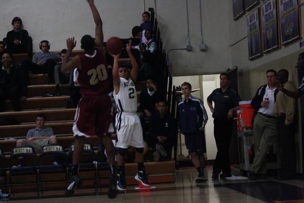 Boy's Basketball 2012