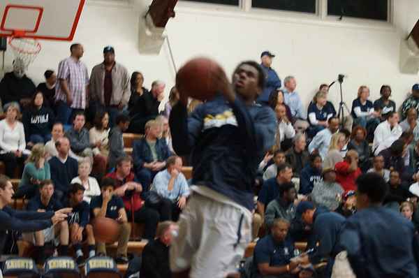 Boy's Basketball 2013