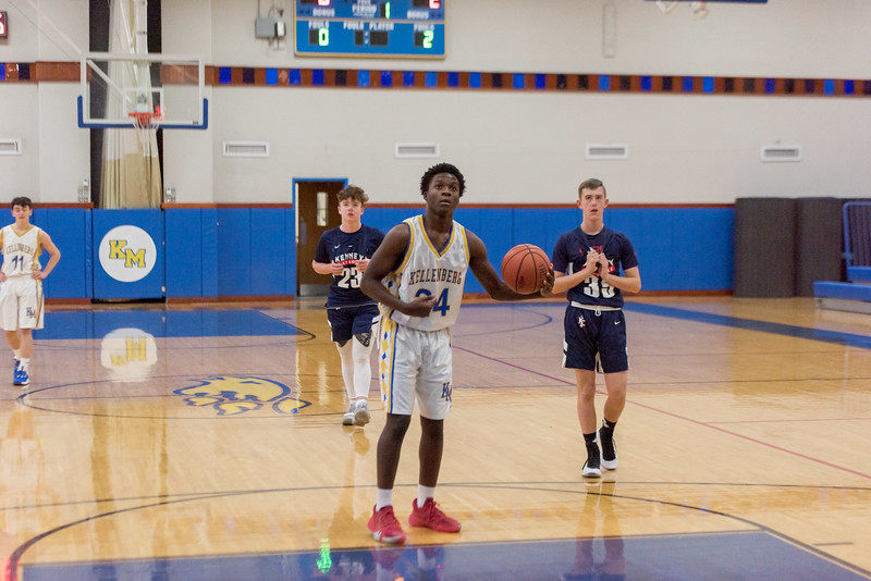 20191221 - Boys Freshman Basketball - 009