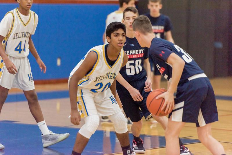 20191221 - Boys Freshman Basketball - 001