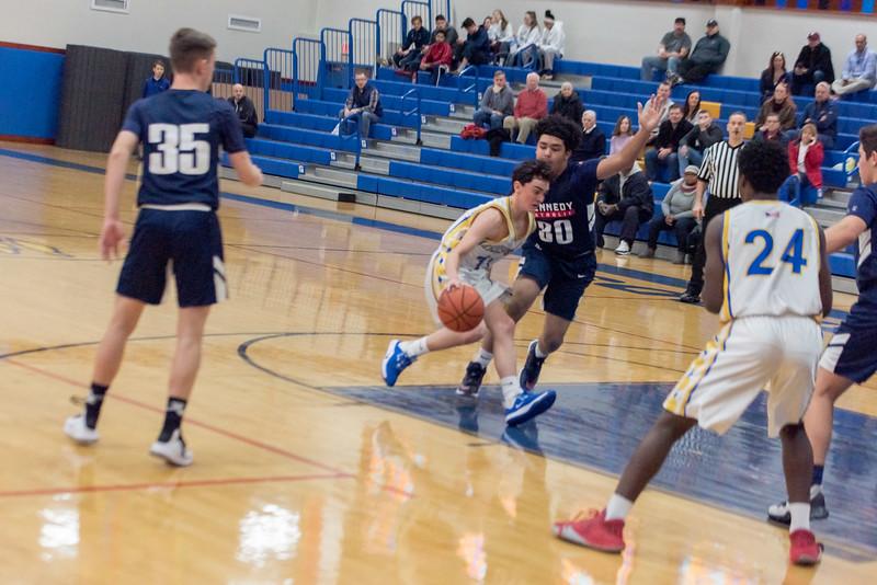 20191221 - Boys Freshman Basketball - 011
