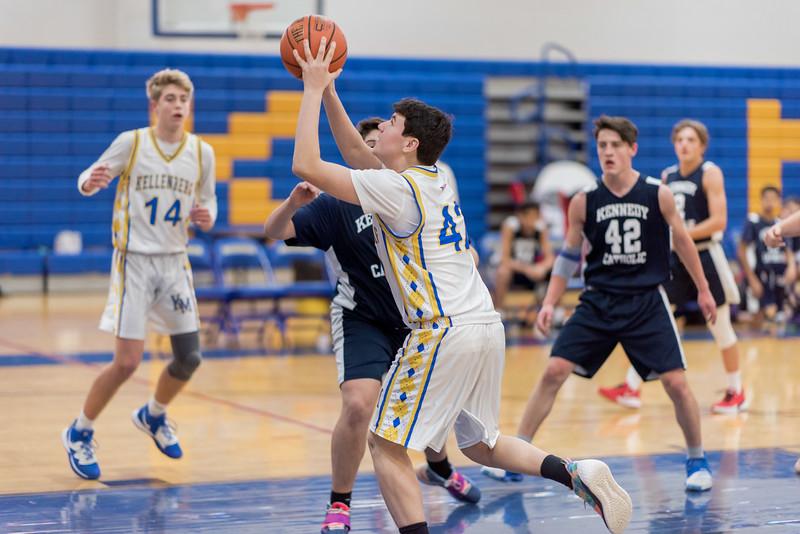 20191221 - Boys JV Basketball - 010