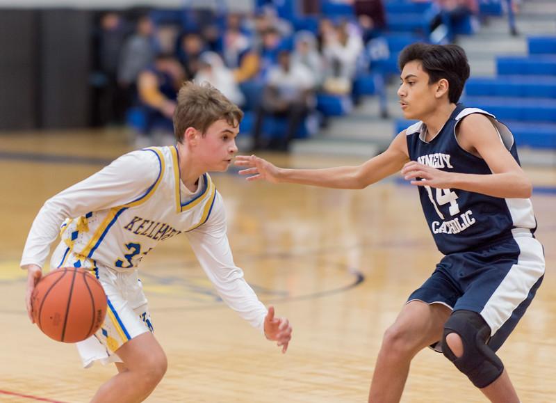 20191221 - Boys JV Basketball - 016