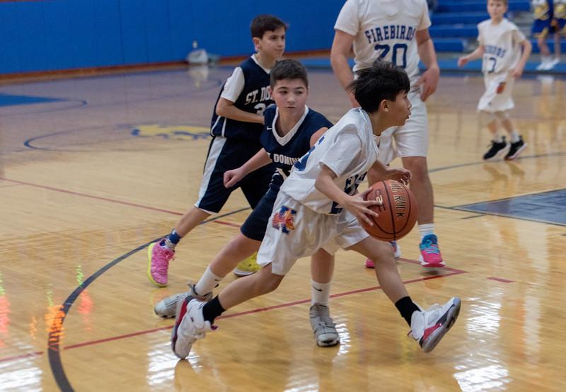 20200123 - Boys Latin School Basketball - 016