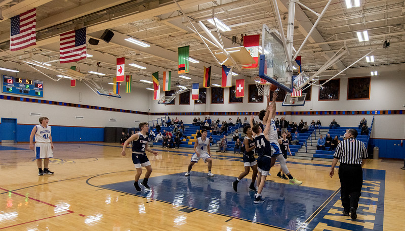 20191222 - Boys Varsity Basketball - 091