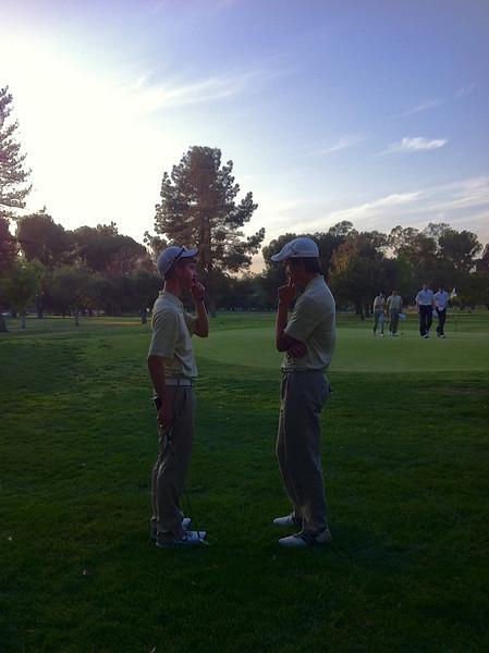 Boys Golf 2013