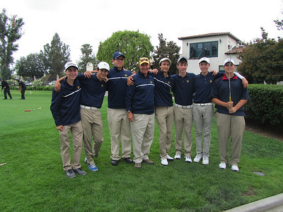 Boys Golf League Finals and Individuals 2013