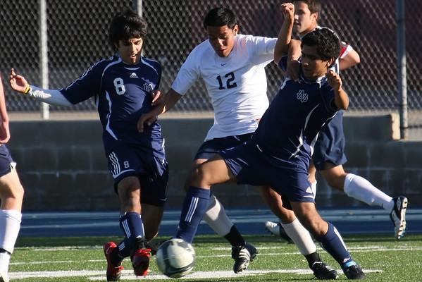 Boy's Soccer 2010