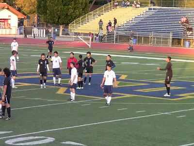 Boy's Soccer 2012