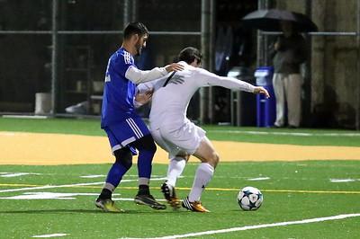 Boys Varsity Soccer (vs. Grossmont) - Jan 9, 2018