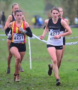 British Athletics Cross Challenge at Milton Keynes