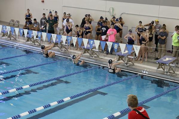 CG vs. Crystal Lake Girls Swim Meet
