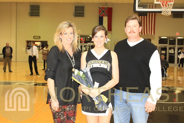 2014-02-17 CHEER Sophomore Recognition - KB