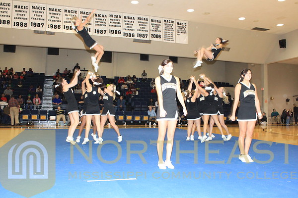 2014-02-17 CHEER Cheerleading Performance - KB
