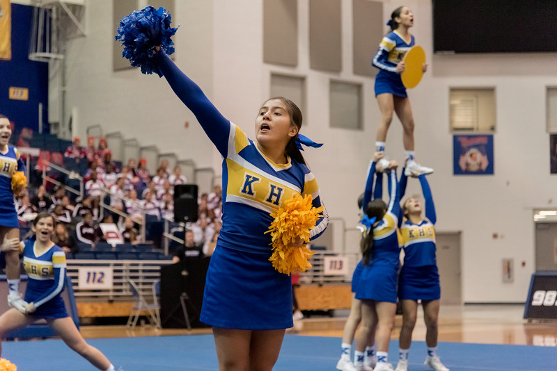 20191117- Cheerleading Competition - 006