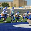Nebraska-Kearney Washburn in college football game with Nebraska-Kearney at Washburn. (Nick Verbenec)