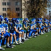 Nebraska-Kearney vs Ft Hays State in college football game at Kearney NE on Nov 10, 2012. (Nick Verbenec)