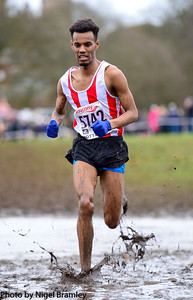The English National Cross Country Championship 2020