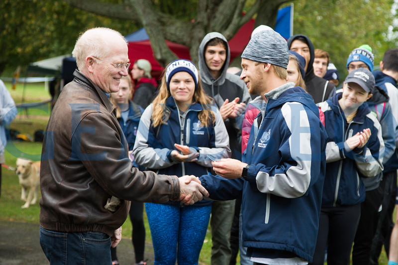 Men's Cross Country Mike Woods Invitational at Letchworth State Park