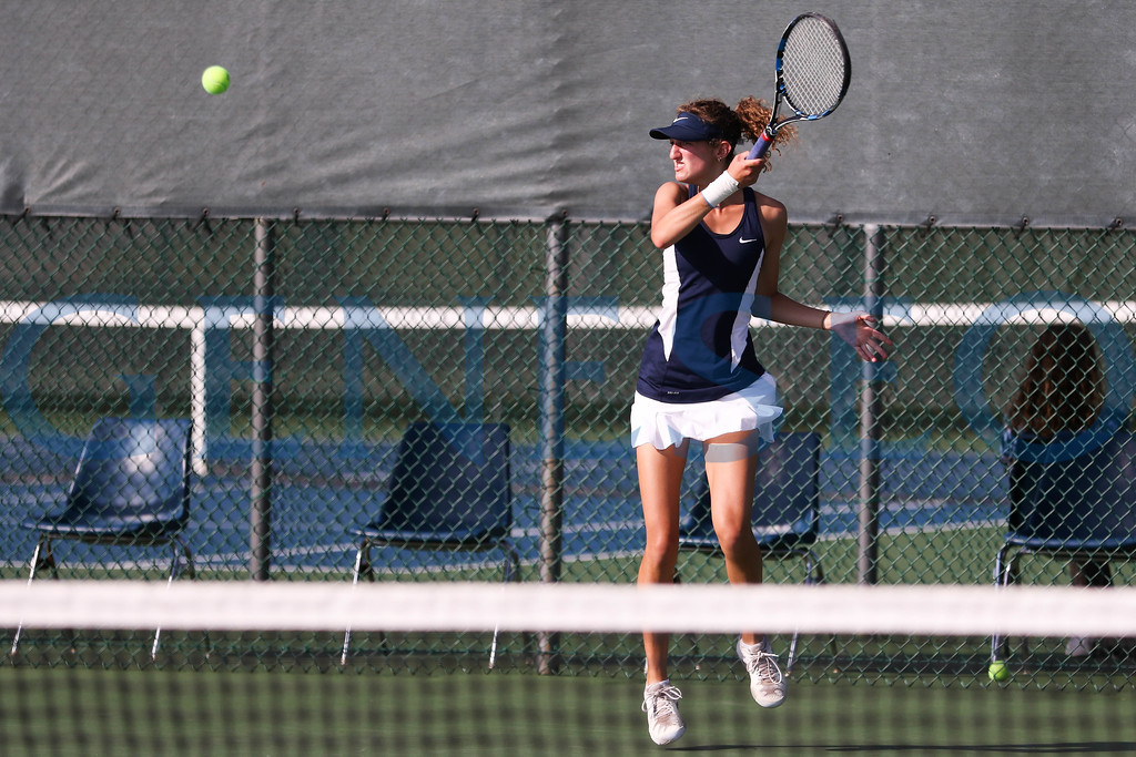 Women's Tennis vs. Oneonta Fall 2017 KW