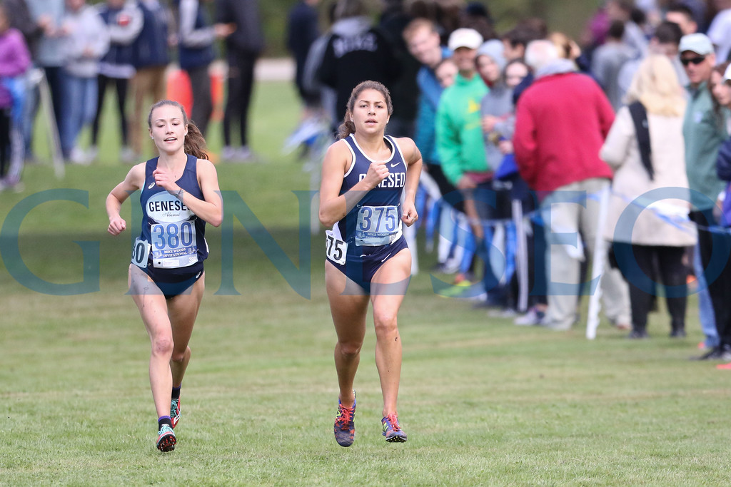 2017 Mike Woods Invitational Women's Cross Country Meet KW