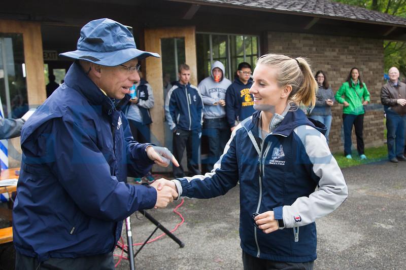 2017 Mike Woods Invitational Women's Cross Country Meet KW