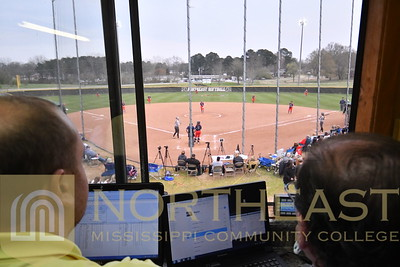 2019-03-20 FANS Fans at Softball Game