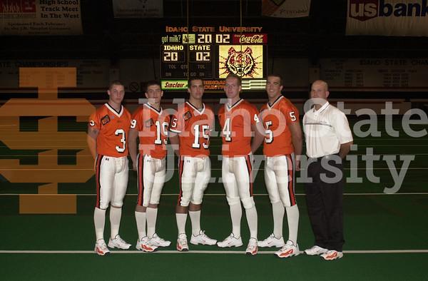 Football Team Photos 2002