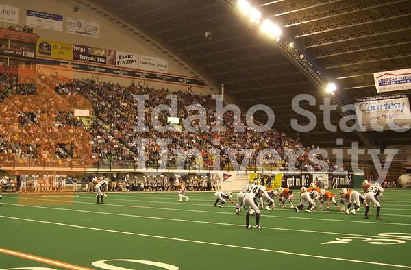 ISU vs Montana State 10/12 (Homecoming)