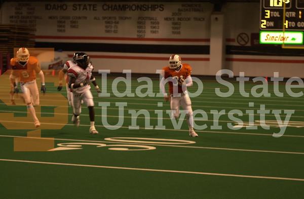 ISU vs Montana Western 8/29