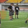 Football practice 110809