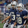 2010 MIAA Championship Football Action : Trine's Thunder Football program has claimed the MIAA Championship title three times in a row !!!  GO THUNDER !