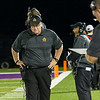 New UAlbany Football Coach Greg Gattuso's first game.
