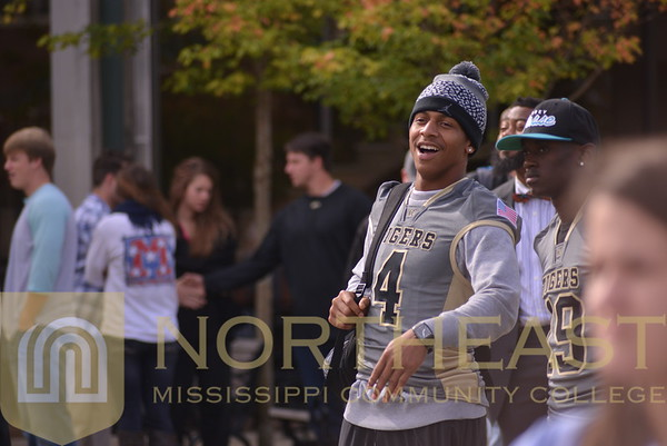 2014-10-23 FB Holmes-Northeast Pep Rally