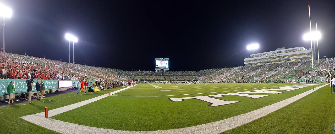 crowd Panorama1