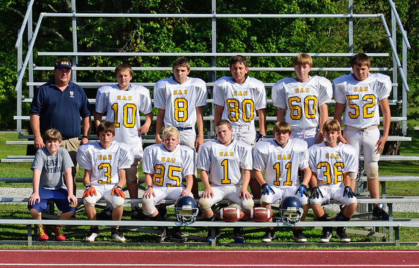 MS Football 2012