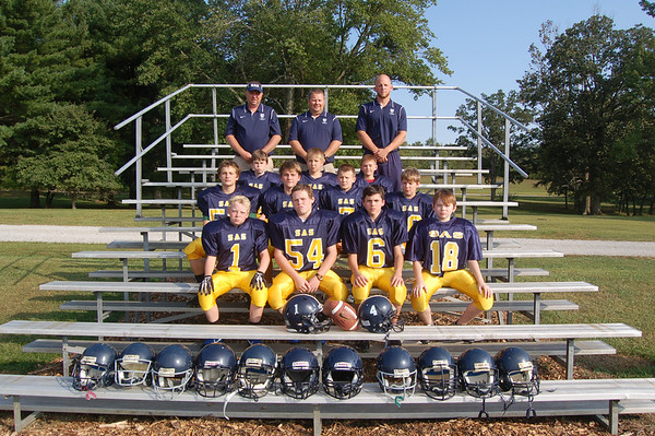 MS Football 2013