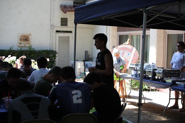 Notre Dame Football Camp 2016
