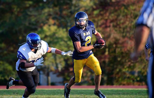 Varsity Football vs. MRBS 2012
