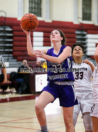 JV: Monroe-Woodbury @ Kingston 12-10-19