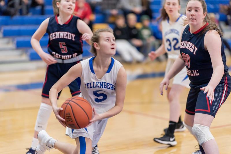20191221 - Girls JV Basketball - 021