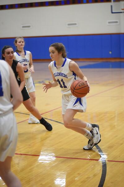 20200110 - Girls JV Basketball - 010