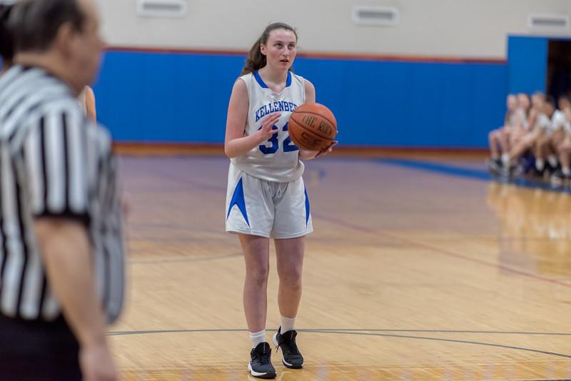 20200110 -Girls JV Basketball  -005
