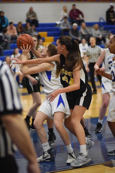 20200110 - Girls JV Basketball - 009