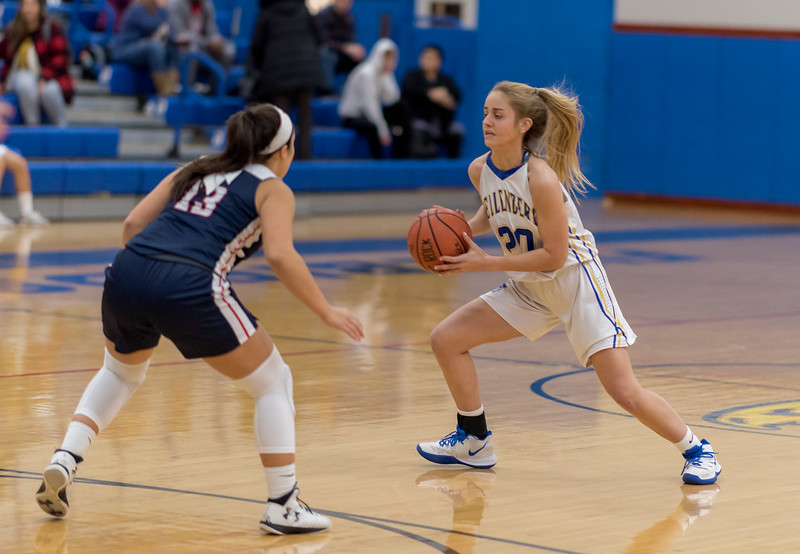 20191223 - Girls Varsity Basketball - 009