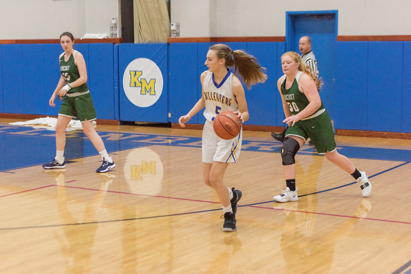 20191209 - Girls Varsity Basketball - 014