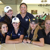 Girls Golf Champions at Ayala Tournament Ocotober 8, 2012 :