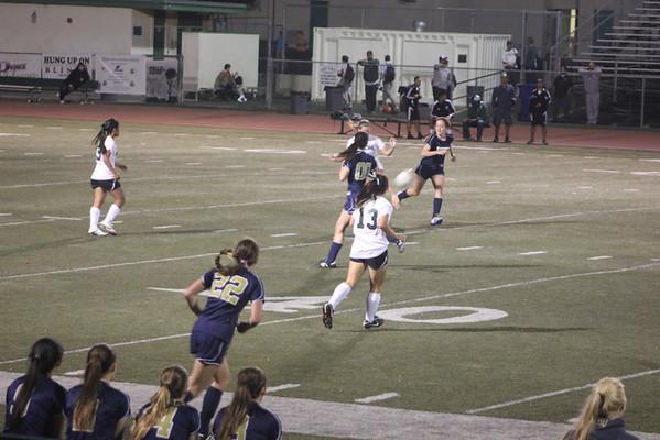 Girls Soccer v. Granada 11-29-11
