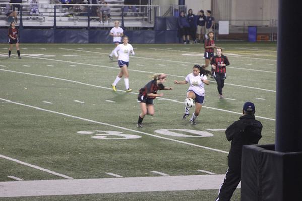 Girls Soccer v. Hart 12-1-11